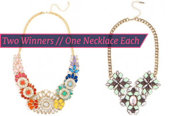 bling giveaway